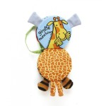 Jellycat My Jungle Book 11cm