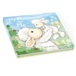 Jellycat My Mum And Me Book 21cm
