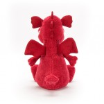 Jellycat Toothy Dragon - Large 36cm