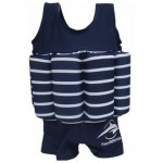 Konfidence Floatsuit - Navy/Breton - 1-2 Years