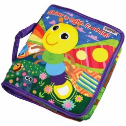 Lamaze Shine-a-Light Freddie Book