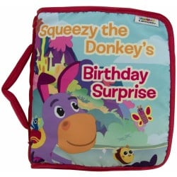 Lamaze Squeezy the Donkey Book