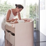 Leander Changing Table (incl. Changing Pad) - Whitewash