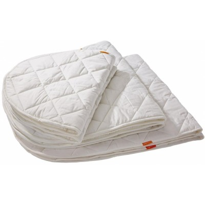 Leander Junior Bed, Top Mattress