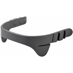 Leander Safety Bar, Grey (TRAY compatible)