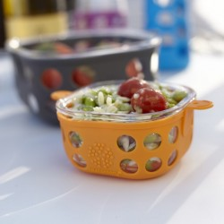 Life Factory Glass Food Container - 240ml