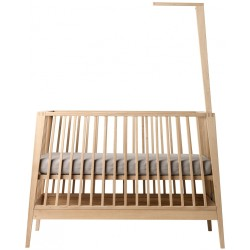 Linea Canopy Stick For Linea Baby Cot - Oak