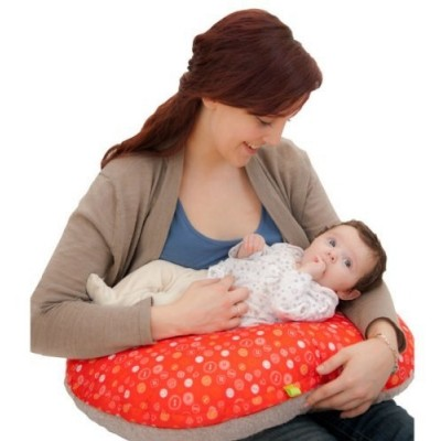 Little Bird Told Me 3 in 1 Nursing Cushion