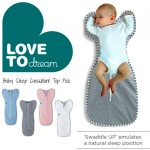 Love to Dream Swaddle UP ORIGINAL Blue 1.0 Tog