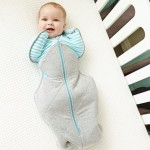 Love to Dream Swaddle UP WARM Turquoise 2.5 Tog