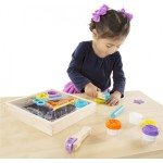 Melissa & Doug Cut, Sculpt & Roll Clay Play Set
