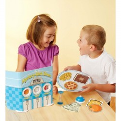 Melissa and Doug MYSTERY DISH DINER