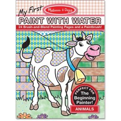 Melissa and Doug MY FIRST PAINT WITH WATER ..