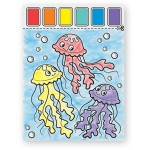Melissa & Doug Ocean Paint with Water Kids' Art Pad
