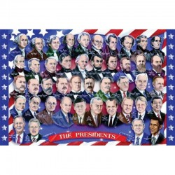 Melissa and Doug  PRESIDENTS OF THE U.S.A. ..