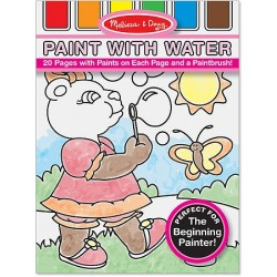 Melissa & Doug Pink Paint with Water Ki..