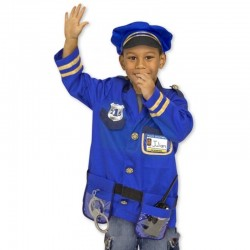 Melissa & Doug Police Officer Role Play..