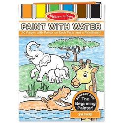 Melissa & Doug Safari Paint with Water ..