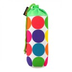 Micro Scooter Bottle Holder - Neon Dots