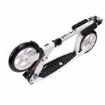 Micro Scooter White Adult Scooter (200mm PU wheel)
