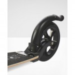 Micro Scooter Flex Scooter - Black (200mm PU Wheel)