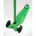 Micro Scooter Micro Maxi Micro Deluxe Scooter - Green