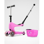 Micro Scooter Micro Mini2Go Deluxe Plus - Pink