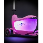 Micro Scooter Mini2Go Deluxe Plus - Pink