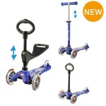 Micro Scooter Mini 3-in-1 Deluxe - Blue