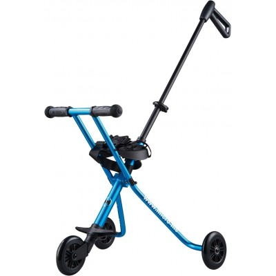Micro Scooter Trike Deluxe - Blue