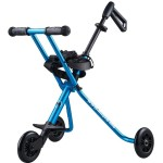 Micro Scooter Micro Trike Deluxe - Blue