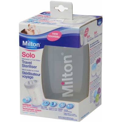 Milton Solo Travel Steriliser - 1.25L