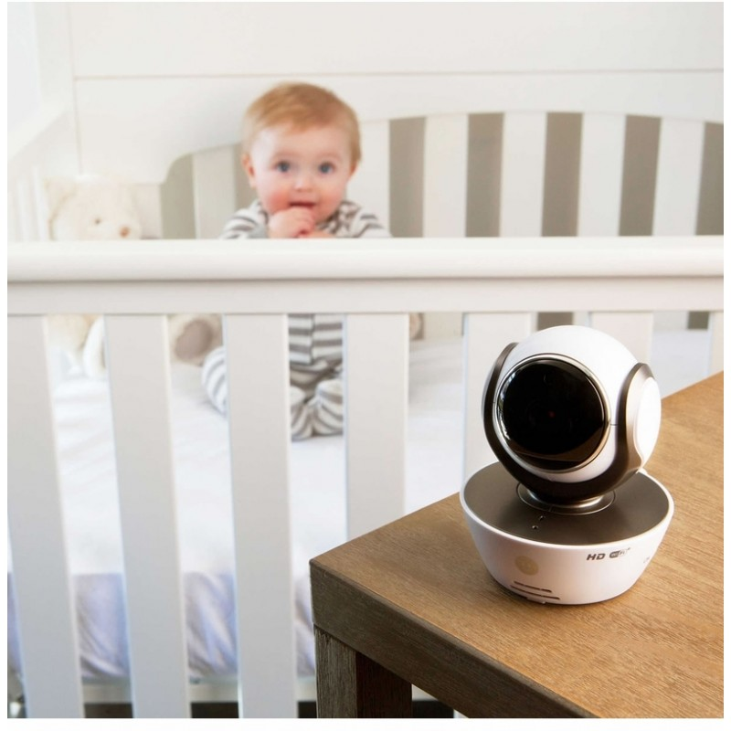 motorola remote wireless video baby monitor mbp854. Black Bedroom Furniture Sets. Home Design Ideas