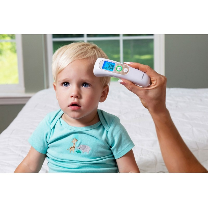 Motorola Smart Touchless Forehead Thermometer Mbp70sn