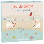 Moulin Roty Les Papoum Fishing Game 23x21cm