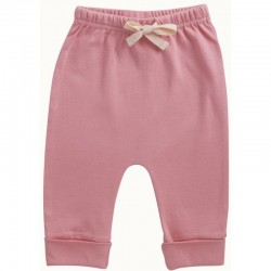Nature Baby - Drawstring Pants- Pink