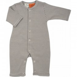 Nature Baby - Full Pyjamas Suit - Mushroom Stripe