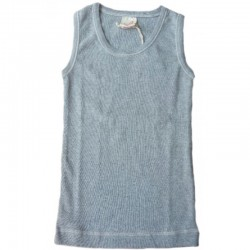 Nature Baby - Singlet - Grey Marl