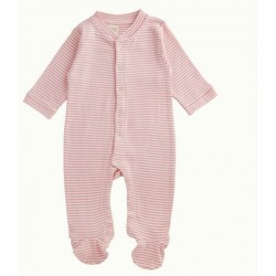 Nature Baby - Stretch and Grow - Pink Strip..