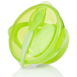 Nuby Garden Fresh Suction Bowl w/Spoon and ..
