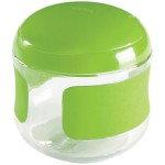 OXO Tot Flip-Top Snack Cup - Green