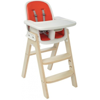 OXO Tot Sprout Chair - Orange / Birch