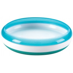 Oxo Tot Training Plate - Aqua