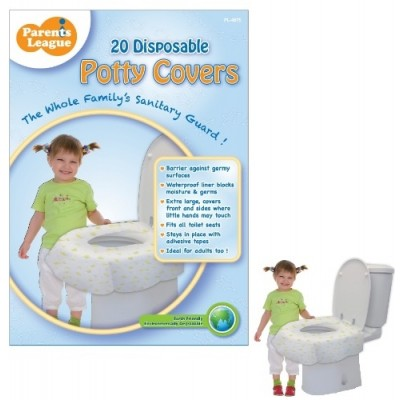 Parents League Disposable Toilet Covers 20s