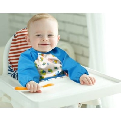 Parents League Waterproof Coverall Catcher Bib