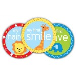 Pearhead Baby Holiday Stickers