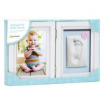 Pearhead Babyprints Desk Frame - White Closed Box