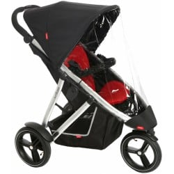 Phil & Teds Stormy Weather Stroller Cover -..