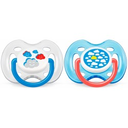 Philips Avent Design Soother 0-6months Free..