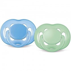 Philips Avent Freeflow Soother 6-18months B..